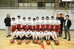 バスケ 札幌 中学